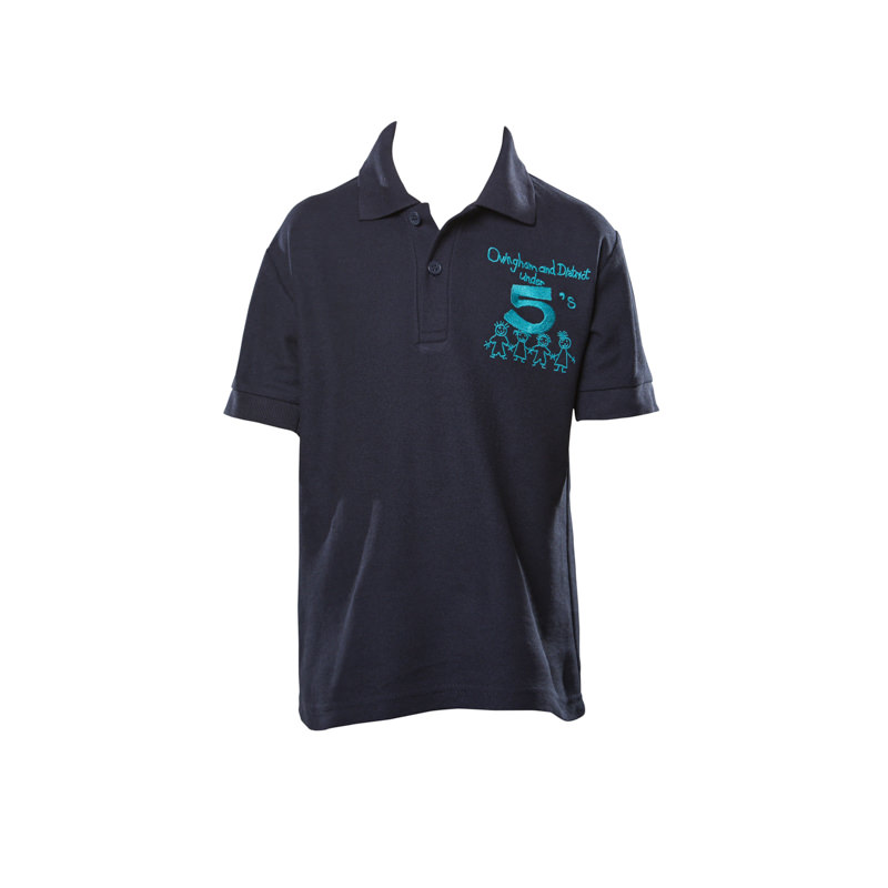 Ovingham Under 5's Unisex Polo Shirt
