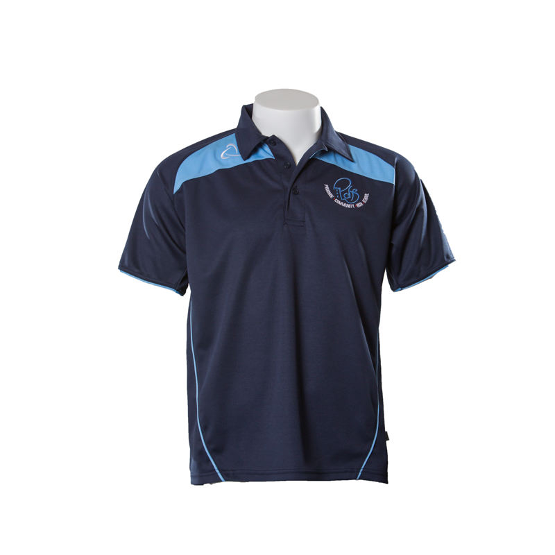 PCHS Girls' PE Polo Shirt