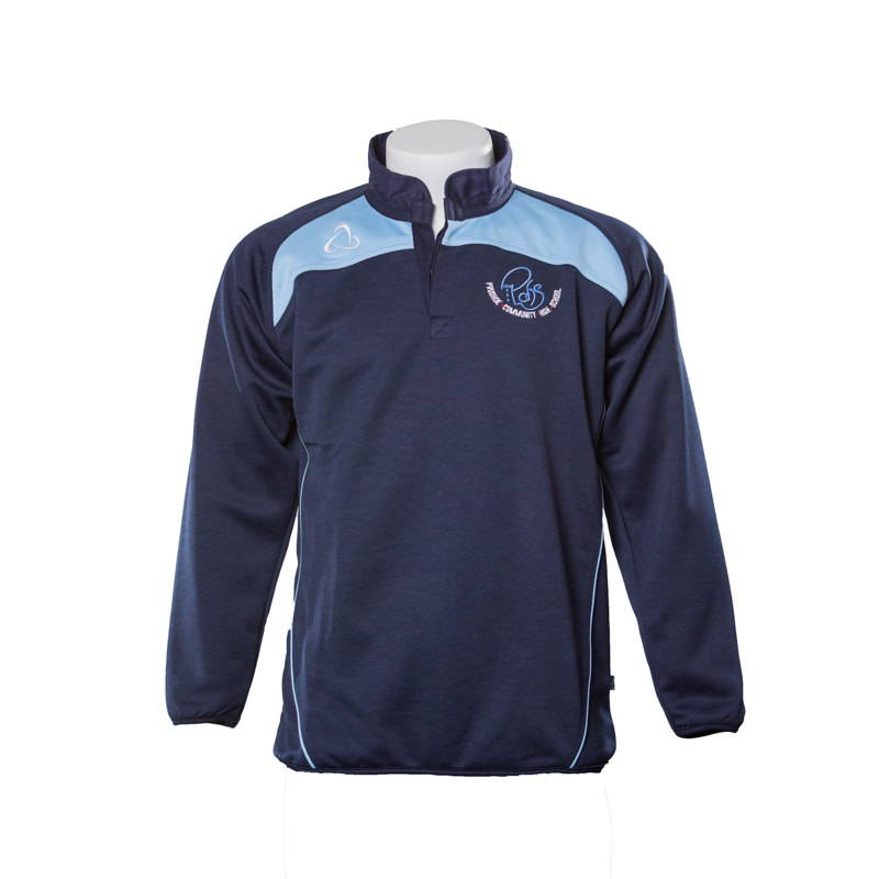 PCHS Boys' Rugby Shirt