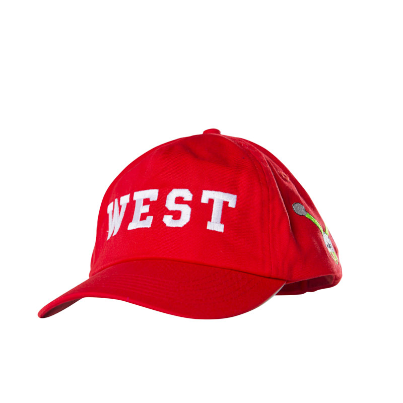 Wise Prudhoe West Academy Summer Cap - Red