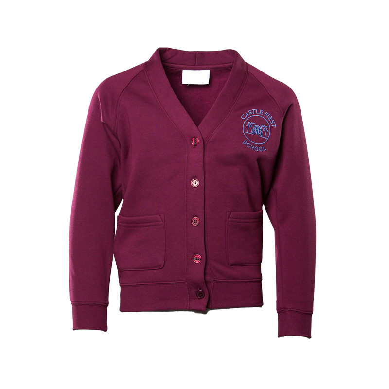 Prudhoe Castle First School Cardigan