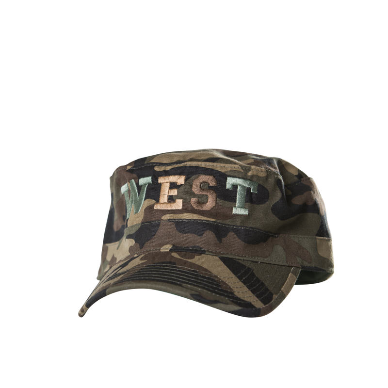 Wise Prudhoe West Academy Camo Cap