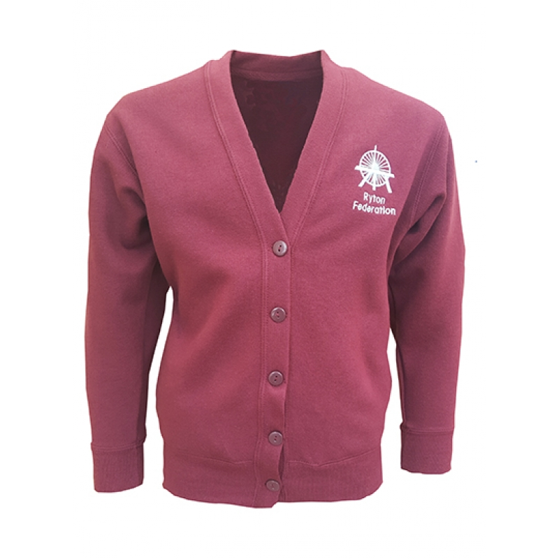 Ryton Federation Cardigan