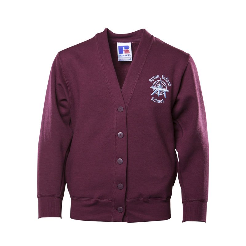 Ryton Community Infant School Cardigan