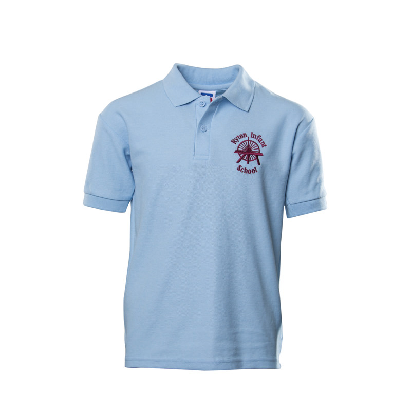 Ryton Community Infant School Unisex Polo Shirt