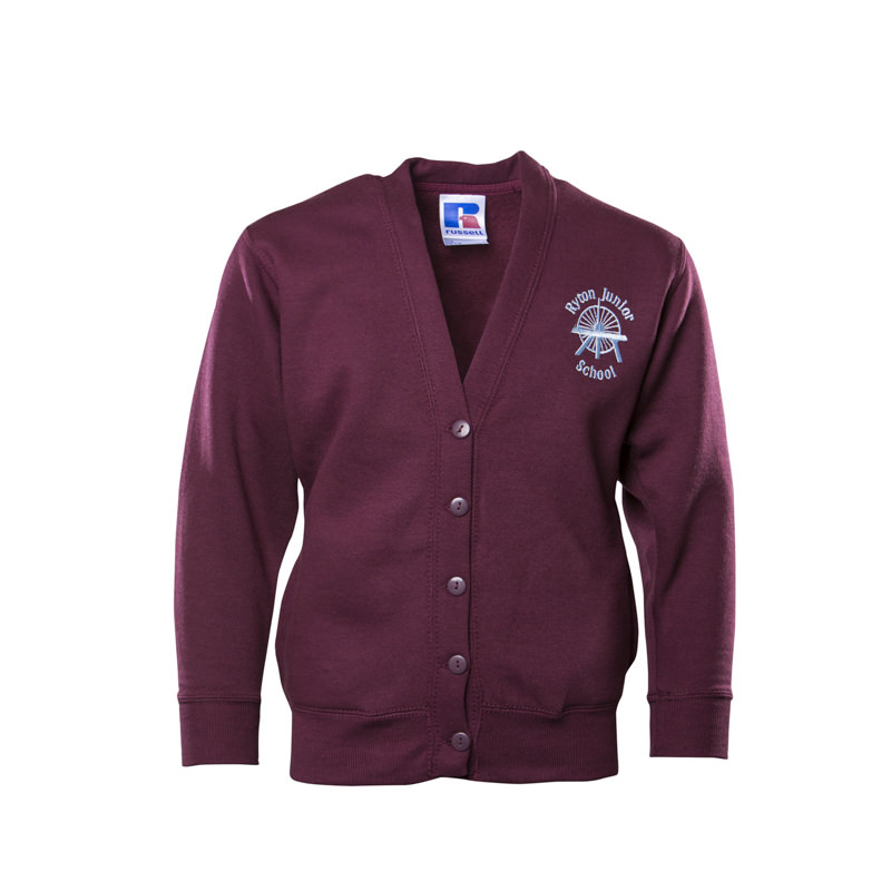 Ryton Community Junior School Cardigan