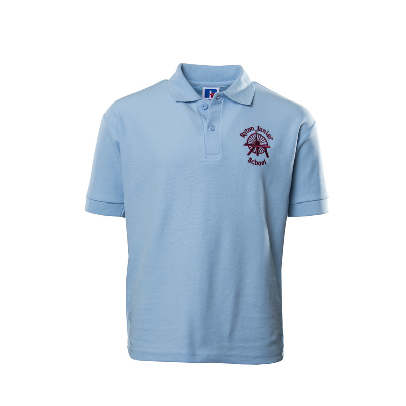 Ryton Community Junior School Unisex Polo Shirt