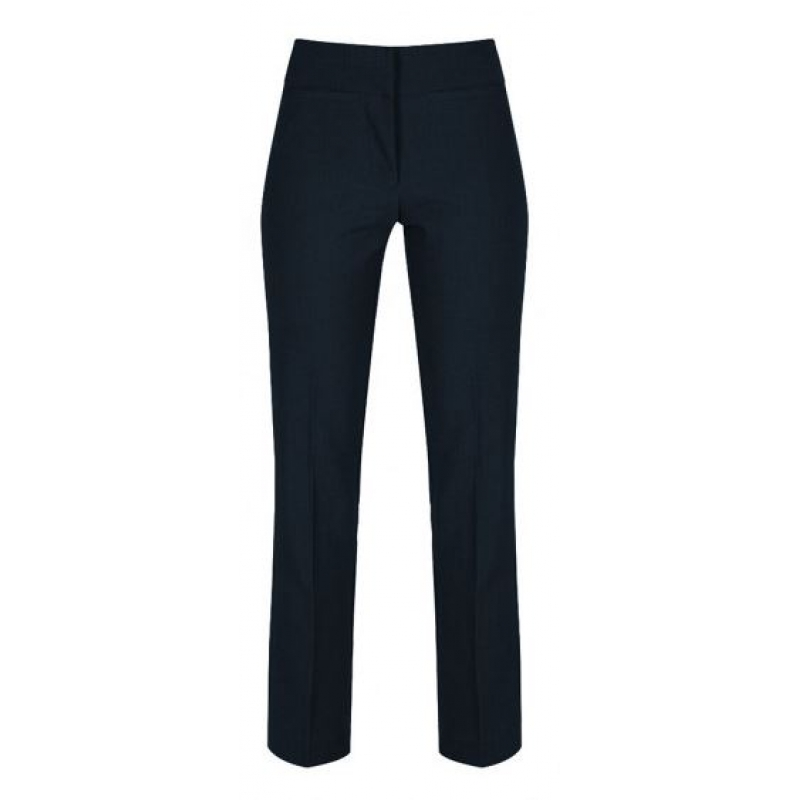 "Senior Girls' Twin Pocket Trousers 24"" - 30"" Waist"