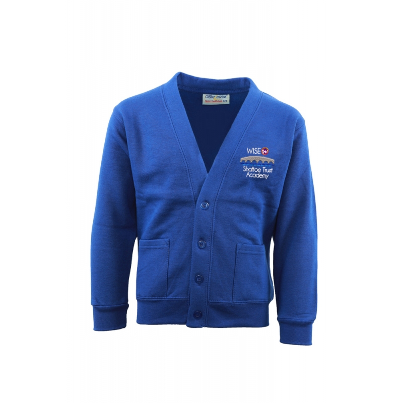 Wise Shaftoe Academy Cardigan