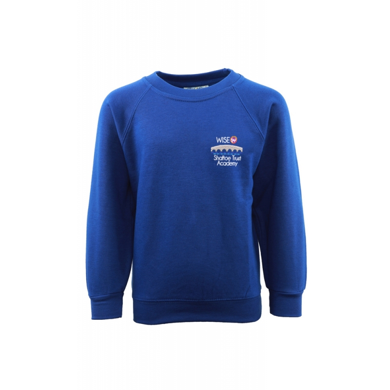 Wise Shaftoe Academy Sweatshirt