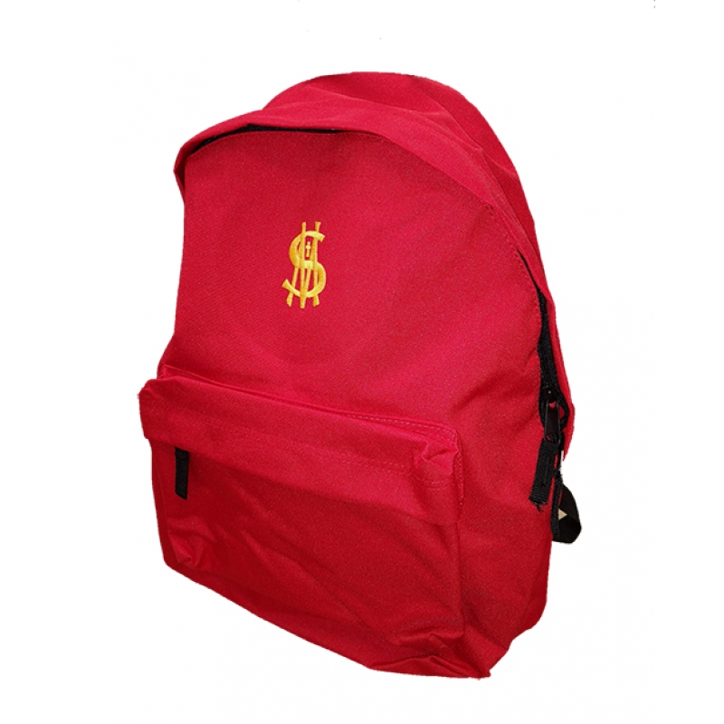 St Matthew's backpack