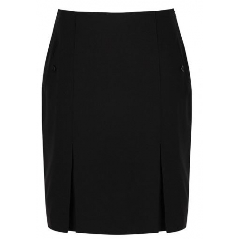 Senior Girls Twin Pleat Skirt