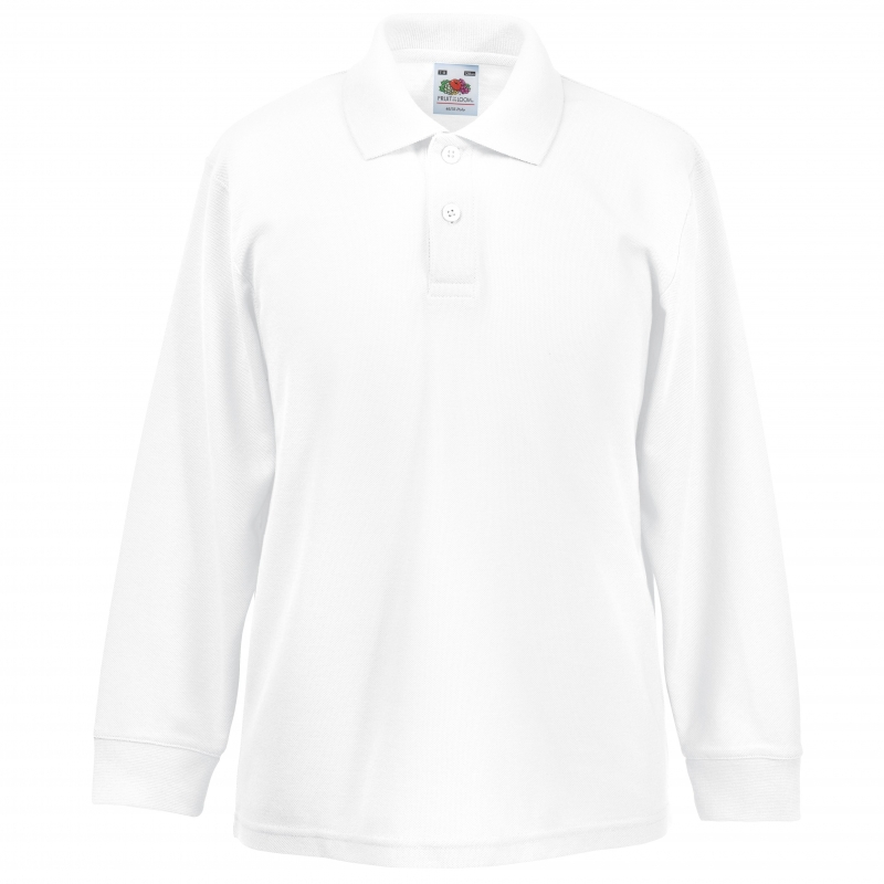 Wise Prudhoe West Long Sleeve Polo Shirt