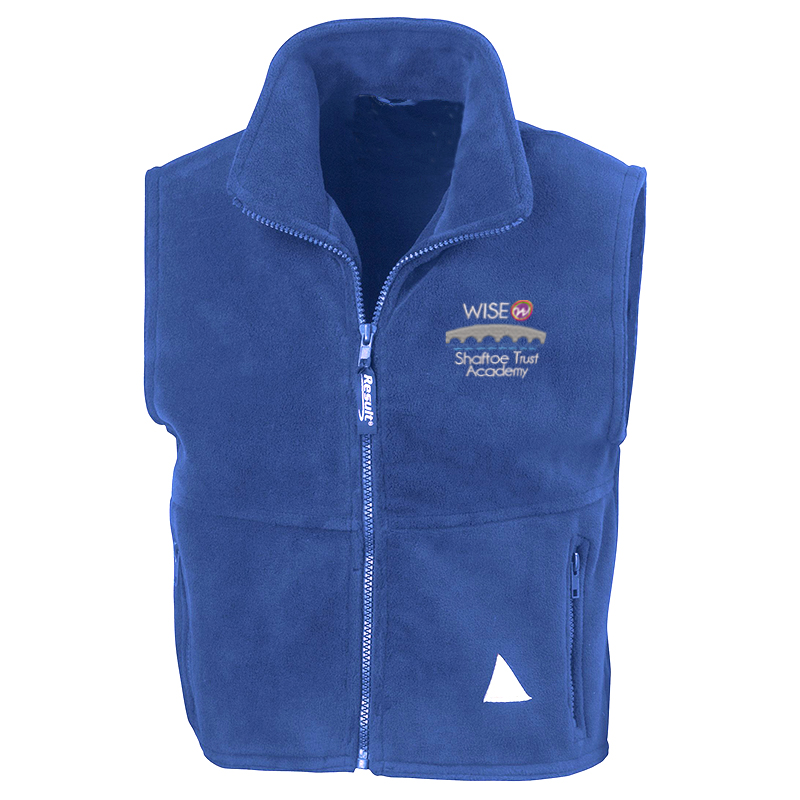 Wise Shaftoe Fleece Bodywarmer