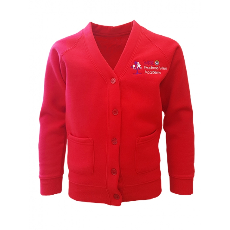 Wise Prudhoe West Academy Cardigan
