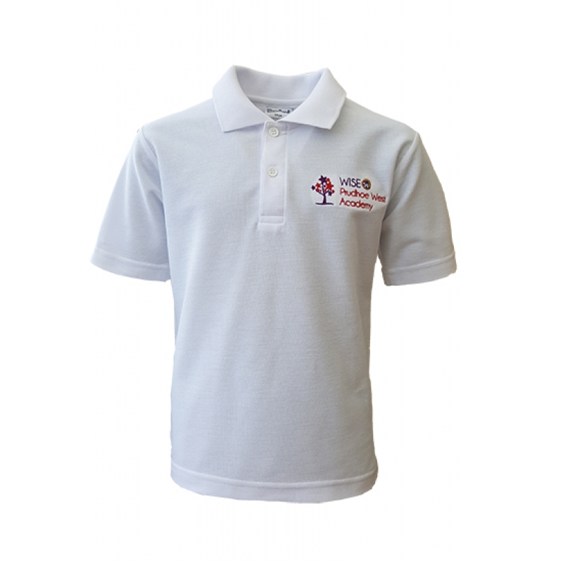 Wise Prudhoe West Academy Polo Shirt