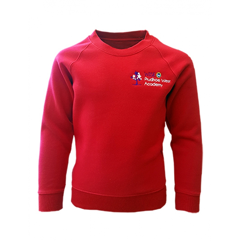 Wise Prudhoe West Academy Sweatshirt