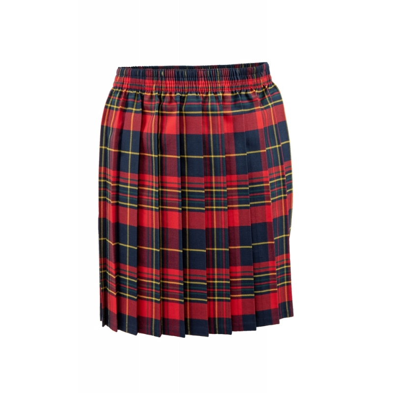 St Matthew's Elasticated Kilt