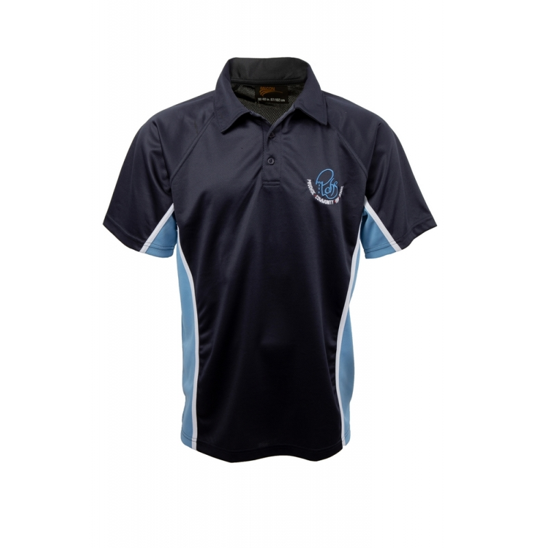 PCHS Boys' PE polo shirt