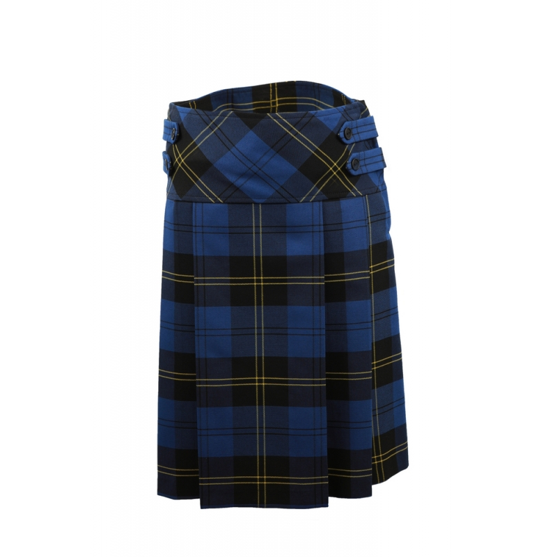 "St Thomas More Girls Tartan Kilt 30"" Waist to 38"""