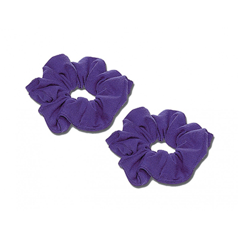 Emmaville Plain Hair Scrunchies
