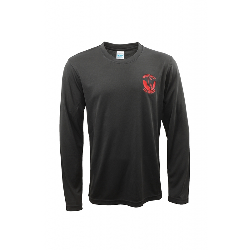 Derwent Valley Trail Runners  Long Sleeve Tech T shirt Unisex