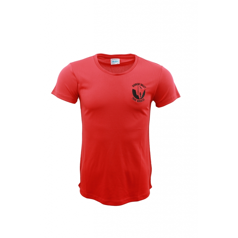 Derwent Valley Trail Runners Tech T shirt Ladies Fit