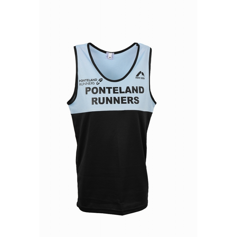 Ponteland Runners Club Vest