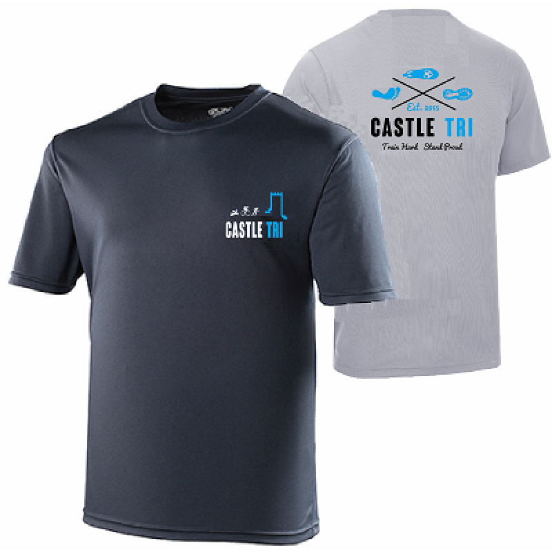 Castle Tri Technical T shirt