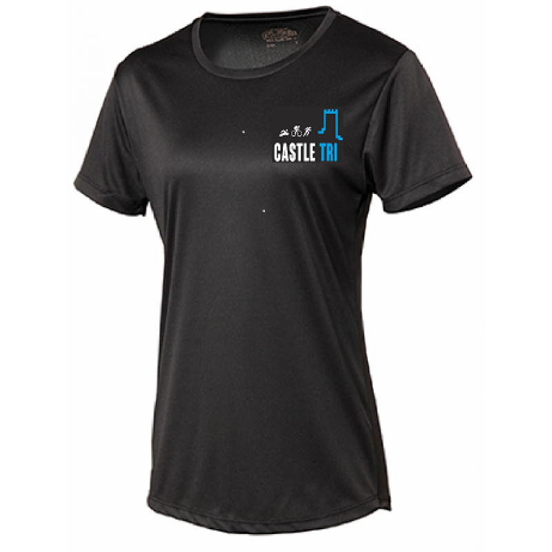 Castle Tri Ladies' Cool T shirt