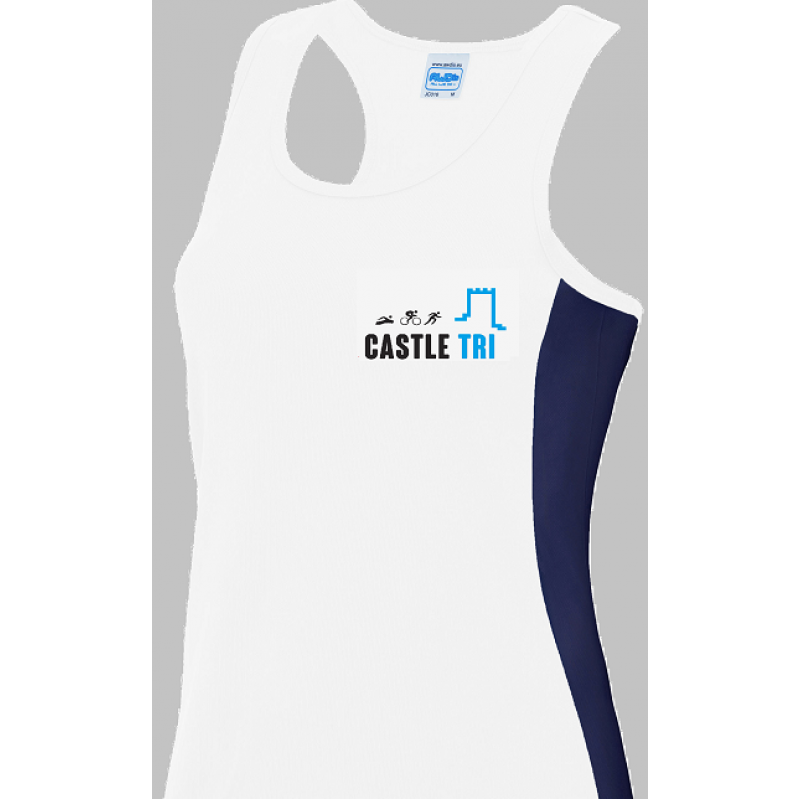 Castle Tri Ladies' Cool Vest