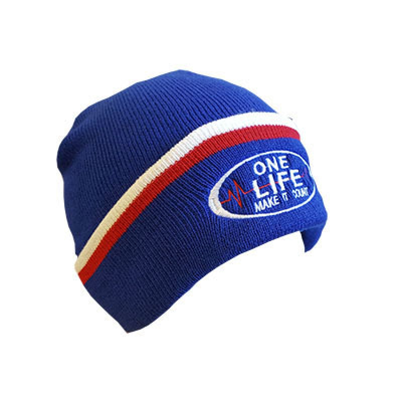 One Life Knitted Hat