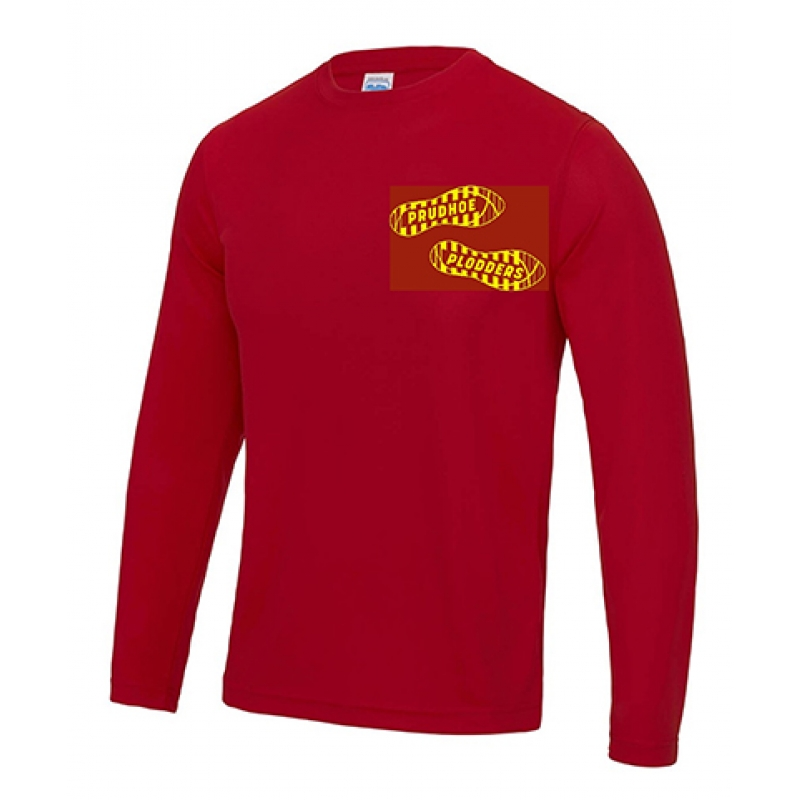 Prudhoe Plodders Long Sleeved T
