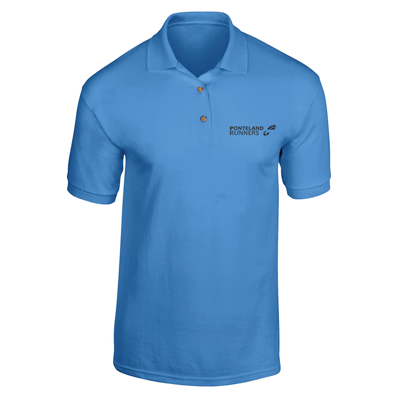 Ponteland Runners Polo Shirt