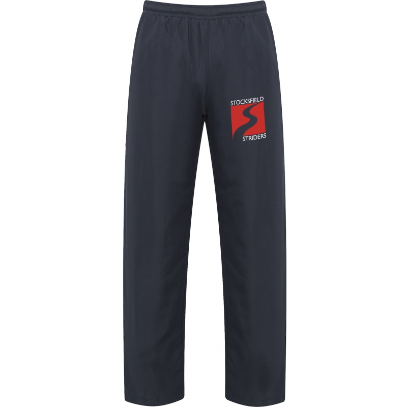 Stocksfield Striders Navy Tracksuit Bottoms
