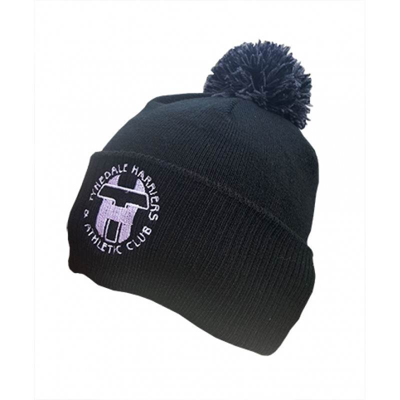 Tynedale Harriers Bobble Hat