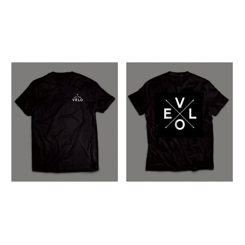 Allen Valley Velo RETRO T-shirt