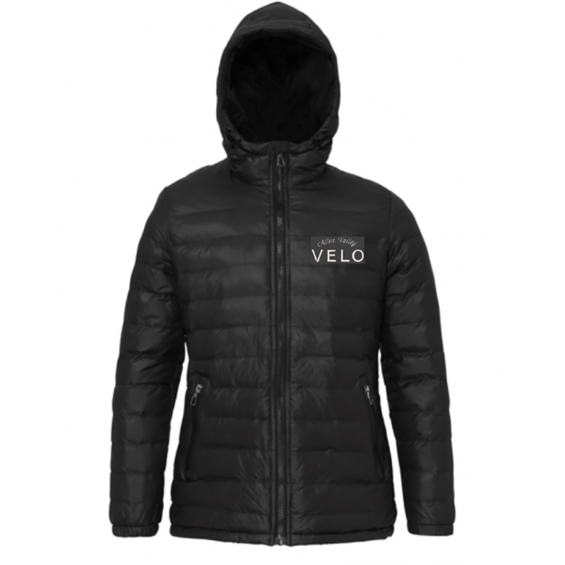 Allen Valley Velo Womens Puffa Jacket
